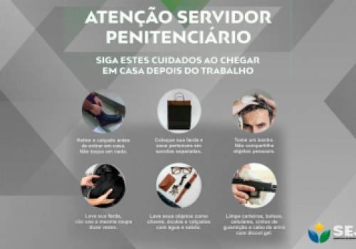 SERVIDOR PENITENCIÁRIO